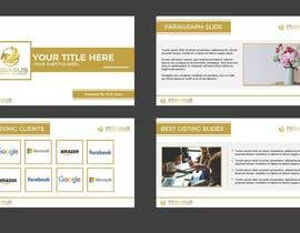 #40 for Design a powerpoint template by Yogeshkumar01