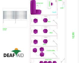 #6 for I need some floor plan with alumininium partitions by jhosser