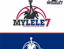 #21 for Logo design for youth girl basketball/ modeling (MYLELE) by paijoesuper