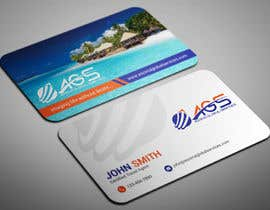 #88 for Design some Business Cards For Travel/Home Services Company by smartghart