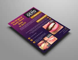#36 for Design a Snazzy Dazzly Flyer for ToothGems By MoMo!! :)~ by ROCKdesignBD