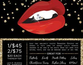 #39 for Design a Snazzy Dazzly Flyer for ToothGems By MoMo!! :)~ by nikiramlogan