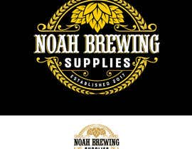 #98 for Design a Beer Brewing Supply Company Logo by studiosv