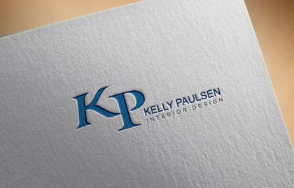 #155 for Logo for Kelly Paulsen Interior Design by logoMr