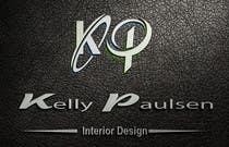 Logo for Kelly Paulsen Interior Design 관련, Graphic Design 콘테스트 응모작 #112