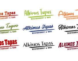 #15 pentru tapas restaurant logo design de către gurjivan