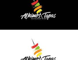 #62 for tapas restaurant logo design by tengkushahril