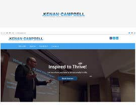 nº 61 pour Design a Logo for Motivational Speaker Keenan Campbell par Elsharif