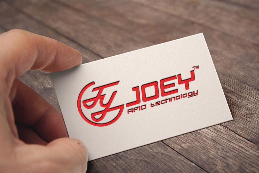 ผลงานการประกวด #55 สำหรับ Joey Logo Design