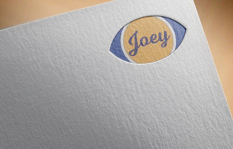 ผลงานการประกวด #88 สำหรับ Joey Logo Design