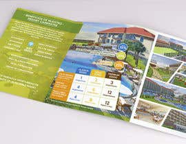 #52 for Diseño Brochure Resort by sriosdesign