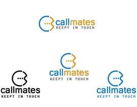 #52 pentru Logo for Callmates de către Tmint