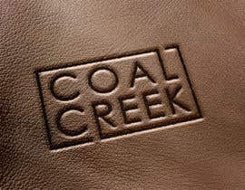 #223 สำหรับ Design Coal Creek Leather Logo โดย happychild