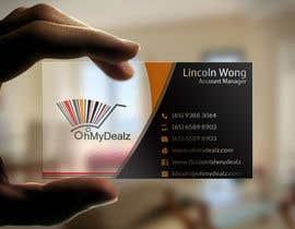 HHH099님에 의한 Design a Business Card for a Company을(를) 위한 #51