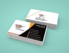 HHH099님에 의한 Design a Business Card for a Company을(를) 위한 #53