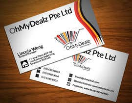 #66 for Design a Business Card for a Company by showrav19