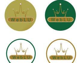 nº 36 pour WebLU Logo par ankurrpipaliya