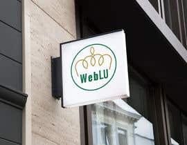 nº 37 pour WebLU Logo par rahulkaushik157