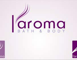 #48 para Logo Design for L'Aroma Bath and Body por wecandoitsl