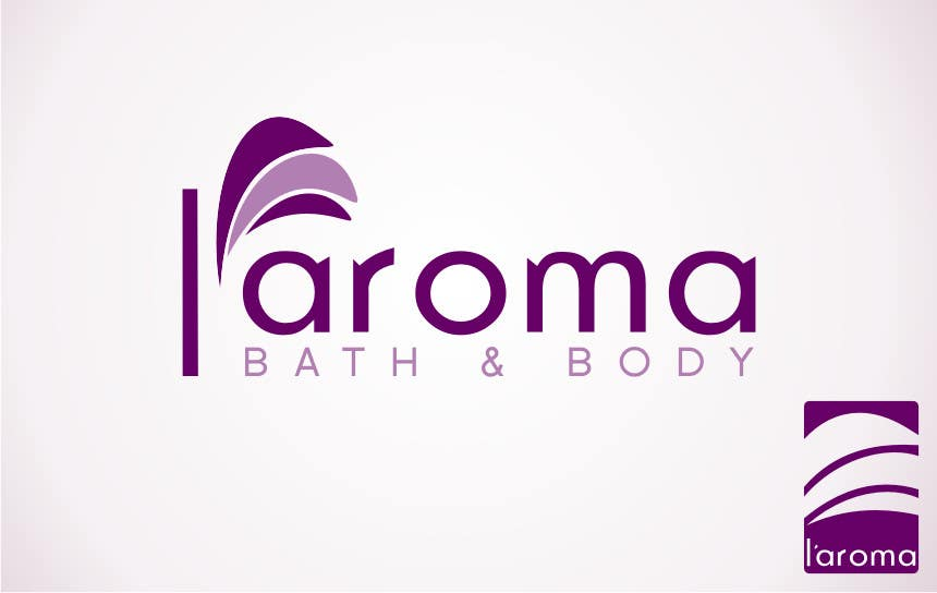 Inscrição nº                                         304                                      do Concurso para                                         Logo Design for L'Aroma Bath and Body