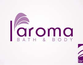 #309 para Logo Design for L'Aroma Bath and Body por wecandoitsl