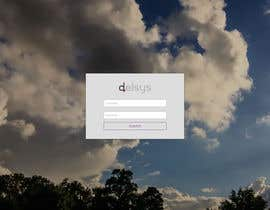 nº 13 pour Design a Login Page with an animated wallpaper par gabdel1