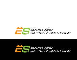 #126 for Logo for business - ES Solar and Battery Solutions by swethaparimi