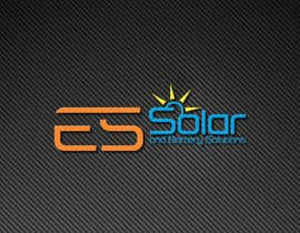 #201 for Logo for business - ES Solar and Battery Solutions by YoshanBisanka