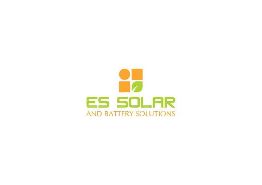 Contest Entry #142 for Logo for business - ES Solar and Battery Solutions