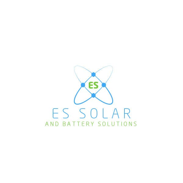 Contest Entry #258 for Logo for business - ES Solar and Battery Solutions