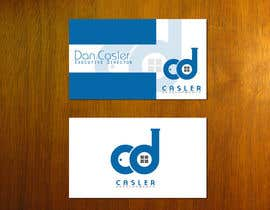 nº 42 pour Logo Design for Casler Developments par rogeliobello