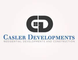 #28 para Logo Design for Casler Developments por kerzzz