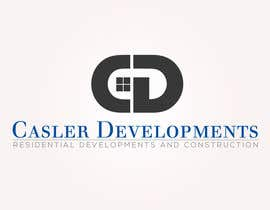 nº 23 pour Logo Design for Casler Developments par kerzzz