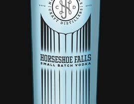nº 22 pour Horseshoe Falls small Batch Vodka par Jun01