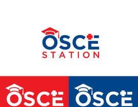 nº 197 pour Design a logo for medical education platform OSCE Station par Munirunless