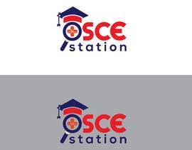 nº 143 pour Design a logo for medical education platform OSCE Station par aminul1238