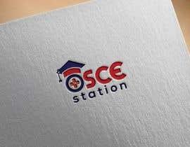 nº 225 pour Design a logo for medical education platform OSCE Station par aminul1238