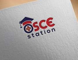 nº 226 pour Design a logo for medical education platform OSCE Station par aminul1238