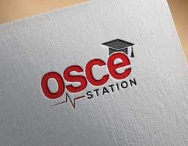 nº 194 pour Design a logo for medical education platform OSCE Station par ARkhan1997