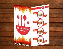#4 for Design a Menu For A Restaurant by nabeelakhtr