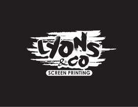 #260 for screen printing business logo design by ultralogodesign