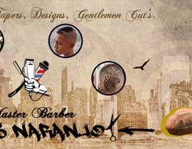 nº 50 pour Barber Banner Design par RubenA1ejandro