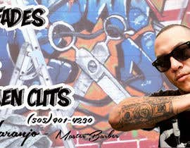 #23 for Barber Banner Design by Anika99