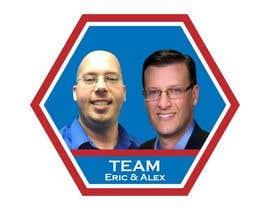 nº 5 pour Design a Logo for Team Eric and Alex par zindanartwork