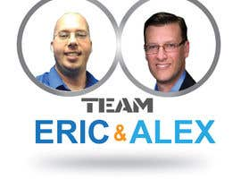 nº 37 pour Design a Logo for Team Eric and Alex par sevastitsavo