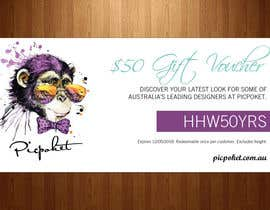 #6 for Design A Voucher by teAmGrafic