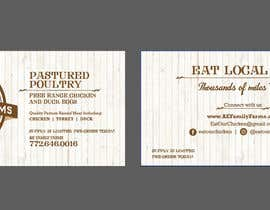 nº 3 pour Design Business Card & Banner for small Family Farm par ISShaikh007