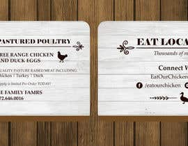 nº 19 pour Design Business Card & Banner for small Family Farm par petersamajay