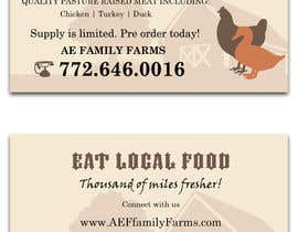 nº 2 pour Design Business Card & Banner for small Family Farm par jayzhengwx