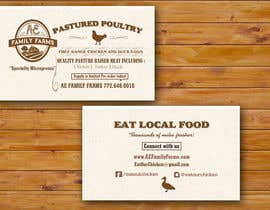 nº 12 pour Design Business Card & Banner for small Family Farm par iqbal9400